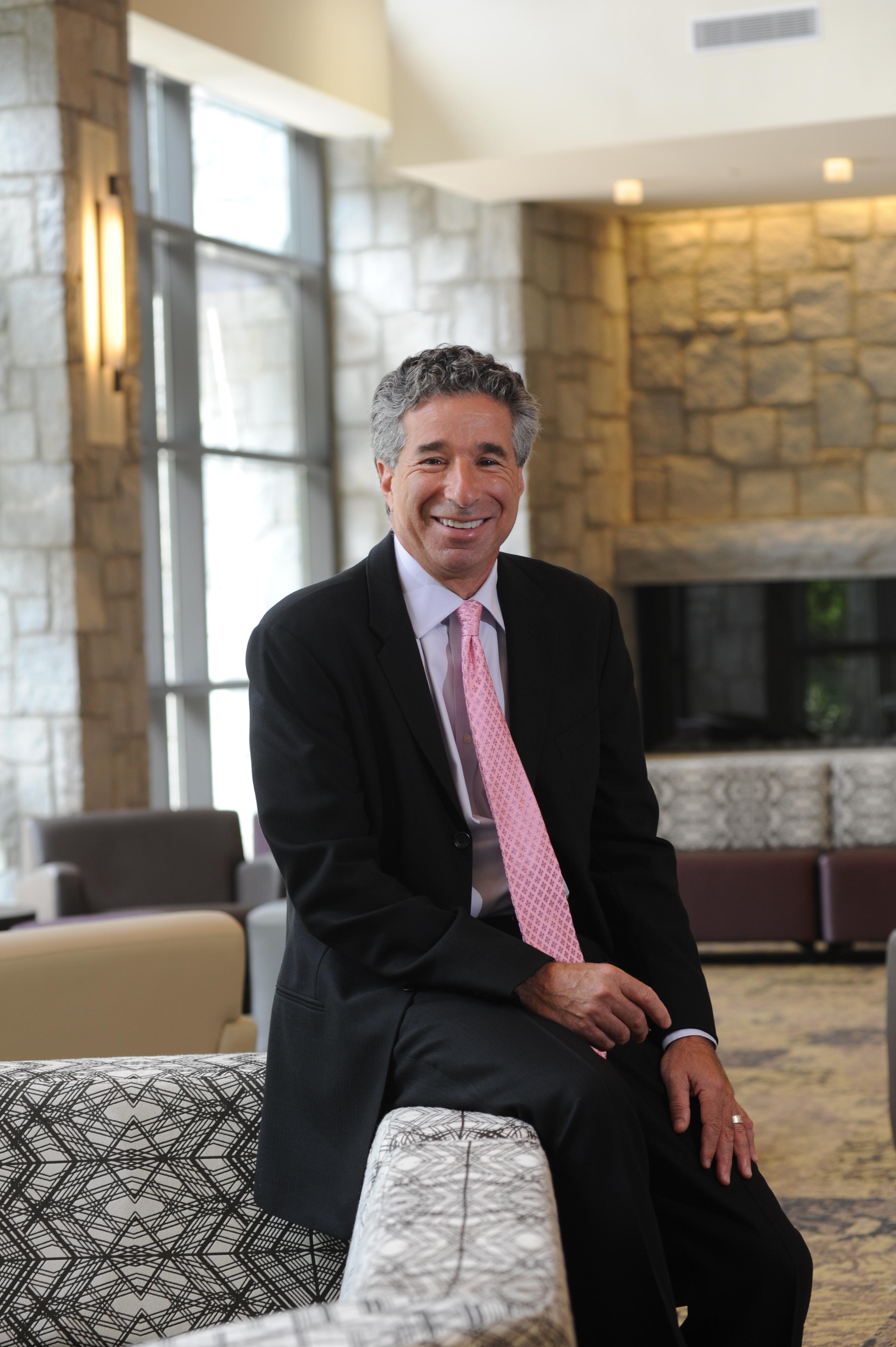 Oglethorpe University President Larry Schall